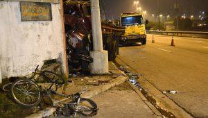 Mortes de ciclistas aumentam 64% em São Paulo
