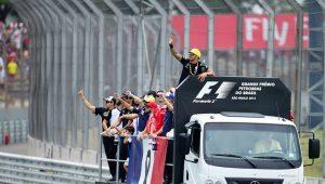 Divulgação/Duda Bairros/GP Brasil de F1