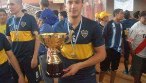 Reprodução / Twitter / Boca Juniors