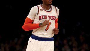 Reprodução / Twitter / New York Knicks