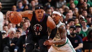 Reprodução / Twitter / Boston Celtics