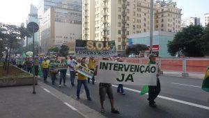 Intervenção militar no Brasil: risco real ou imaginário?