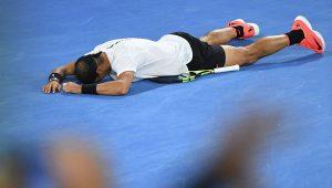 Reprodução / Facebook / Australian Open