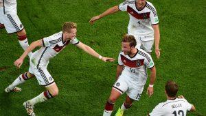 TV da Argentina escreve para alemão Gotze: 'Você marcou o gol mais triste do mundo'