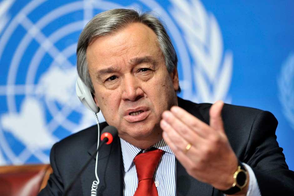 Secretário-geral da ONU apela ao cessar-fogo mundial; quase dois milhões de pessoas já apoiaram