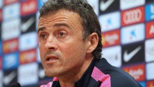 Após morte da filha, Luis Enrique volta ao comando da seleção espanhola