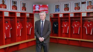 Divulgação / Bayern de Munique