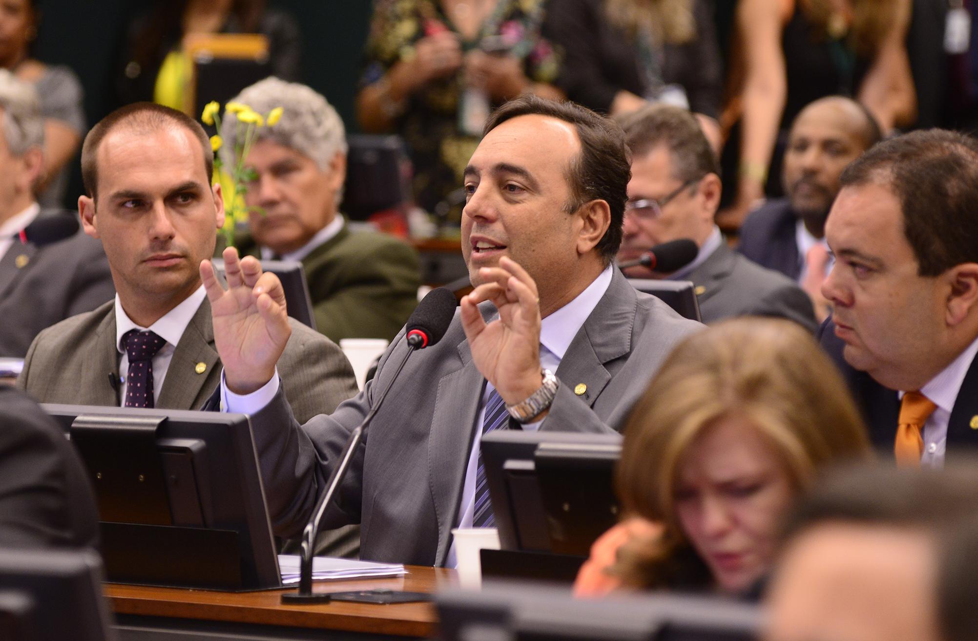 Deputado federal Fernando Francischini (SD/PR)