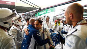 Divulgação Williams Racing