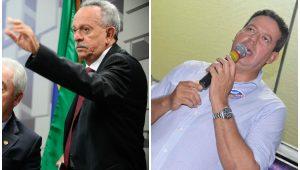 Agência Senado e Divulgação/Facebook