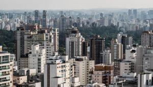 Aos 466 anos, São Paulo impressiona do alto