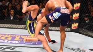 Divulgação/ UFC