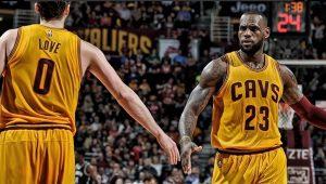 Cleveland Cavaliers/Divulgação