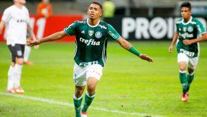 Gabriel Jesus mantém torcida pelo Palmeiras: 'Tenho muito carinho e respeito'