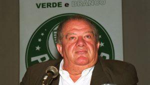 Mustafá Contursi, ex-presidente do Palmeiras, é condenado por cambismo