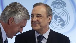 Florentino Pérez é o presidente do Real Madrid
