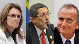 Montagens com: Agência Câmara/ Agência Brasil / EFE