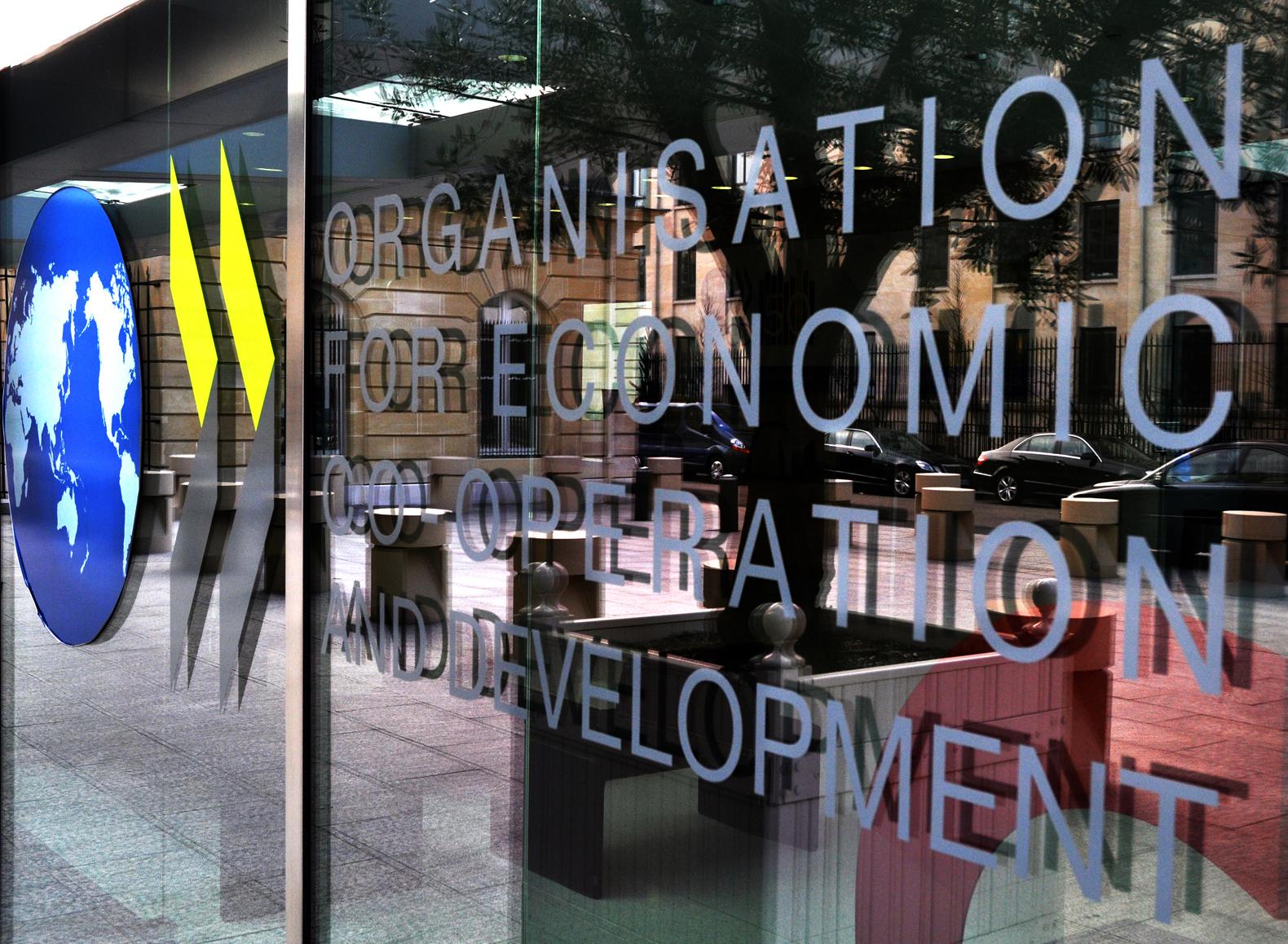 Entrada da OCDE