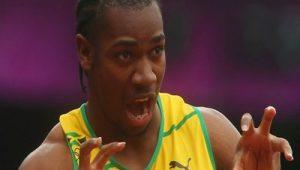 'Prefiro perder as Olimpíadas do que tomar a vacina', diz velocista Yohan Blake