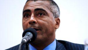 Romário é senador da República