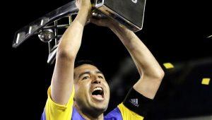 Riquelme anuncia candidatura à vice-presidência do Boca Juniors