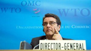 Roberto Azevêdo detalha saída da OMC: 'Ficar não resolveria nada'