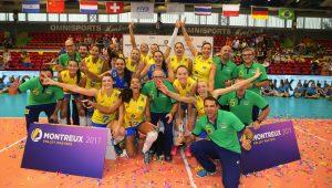Divulgação / Montreux Volley Masters