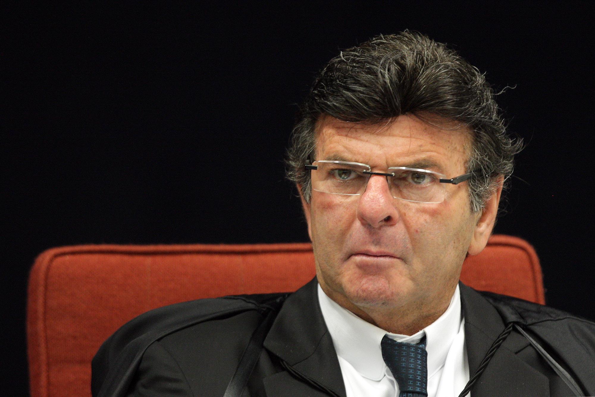 Ministro do Supremo Tribunal Federal Luiz Fux