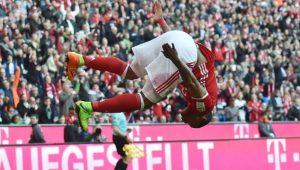 Reprodução / Twitter / FC Bayern München