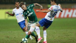 O que você achou de Palmeiras 3 x 3 Cruzeiro?