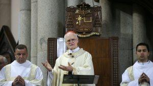 'Sofrimento não tem a última palavra', diz Dom Odilo em mensagem de Páscoa