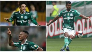 Montagem / César Greco / Palmeiras
