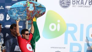 Devido a pandemia, WSL cancela etapa de Saquarema do Circuito Mundial de Surfe