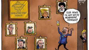Reprodução/The Telegraph