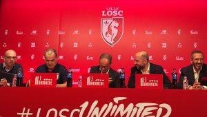 Reprodução-Twitter Lille LOSC