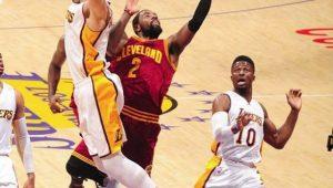 Reprodução / Instagram / Cleveland Cavaliers