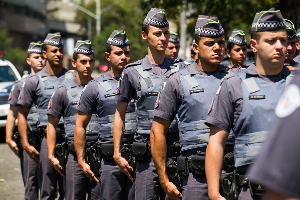 Com alta de letalidade, comando da PM de SP suspende férias e afasta  suspeitos | Jovem Pan