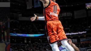 Reprodução / Instagram / NBA