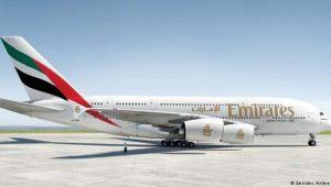 Divulgação/Emirates Airlines