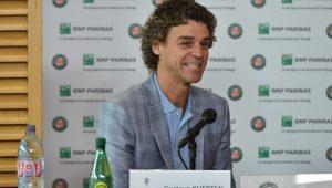 Reprodução / Twitter / Roland Garros