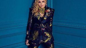 Madonna divulga trecho de letra de sua nova música