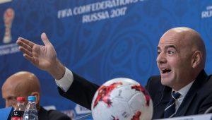 Fifa distribui 'dossiê' de avaliação de riscos para 211 confederações membro