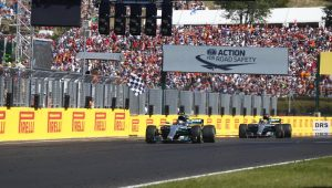 Reprodução / Twitter / Mercedes-AMG F1