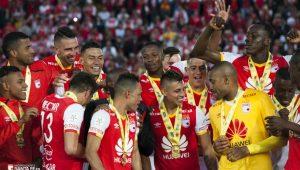 Divulgação / Independiente Santa Fe