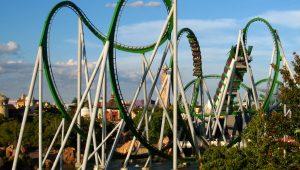 Universal Studios reabre parte de complexo em Orlando com restrições