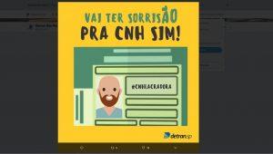 Divulgação/Detran SP