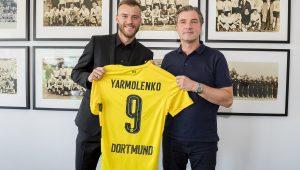 Reprodução / Twitter / Borussia Dortmund