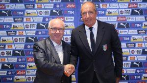 Reprodução / Twitter / FIGC