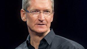 Tim Cook, da Apple: o homem de US$ 2 trilhões