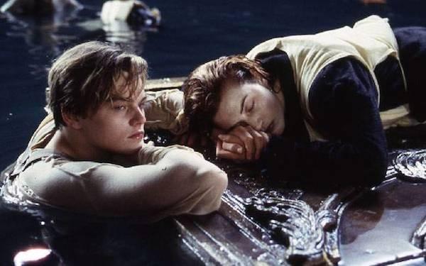 Kate Winslet revela que ela e DiCaprio refazem falas de Titanic em ...